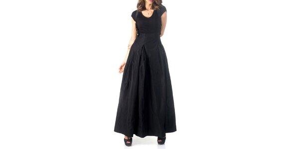 Dámská dlouhá černá sukně Nelita