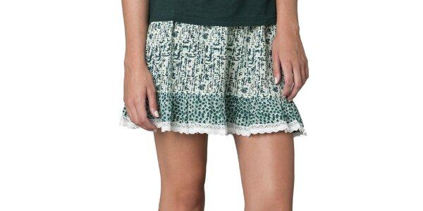 Dámská vzorovaná sukně Yhoss