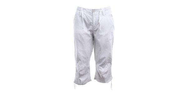 Dámské bílé capri kalhoty Authority