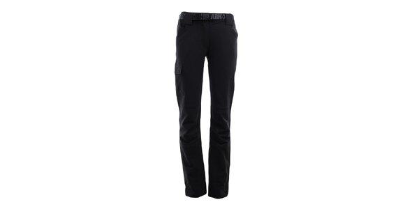Dámské černé kalhoty do přírody Authority