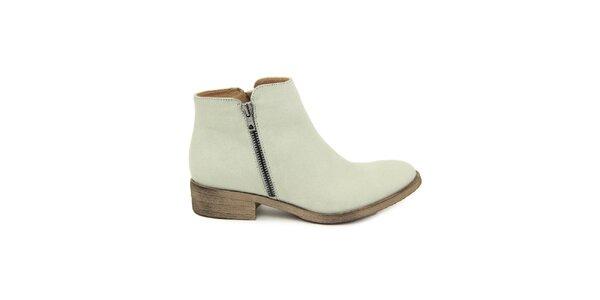 Dámské kotníkové boty se zipem Giorgio Picino