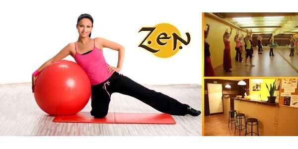 50 Kč za libovolné cvičení open class v meditačním studiu Zen!