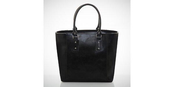 Dámská černá kabelka Felice