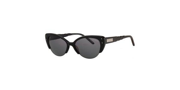 Dámské černé sluneční brýle Nina Ricci