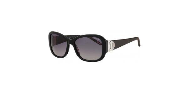 Dámské sluneční brýle v černé barvě Nina Ricci