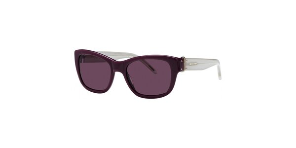 Dámské fialovo-šedé sluneční brýle Nina Ricci