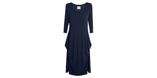Dámské tmavě modré šaty Isabi