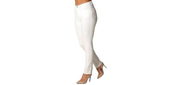 Dámské bílé kalhoty Isabi