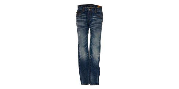Pánské modré džíny značky Deeluxe