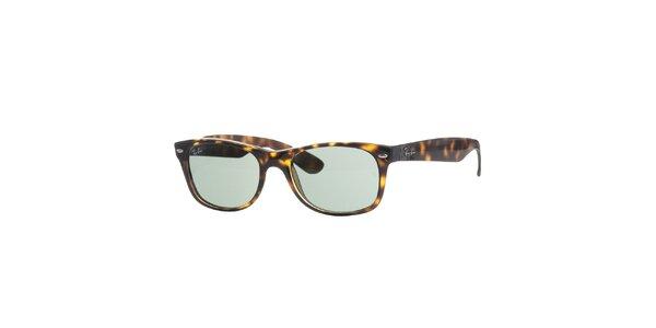 Želvovinové sluneční brýle Ray Ban