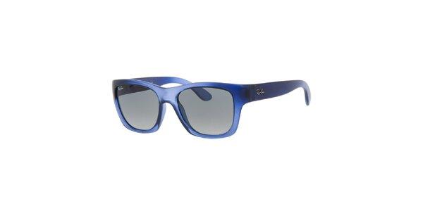 Modré sluneční brýle Ray-Ban