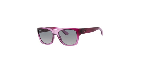 Fialové sluneční brýle Ray-Ban