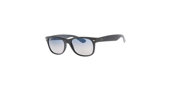 Černé sluneční brýle s polarizovanými skly Ray-Ban