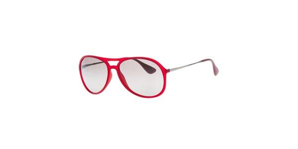 Barevné sluneční brýle s pouzdrem Ray-Ban