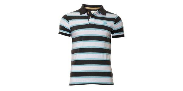 Pánské pruhované tričko značky Deeluxe
