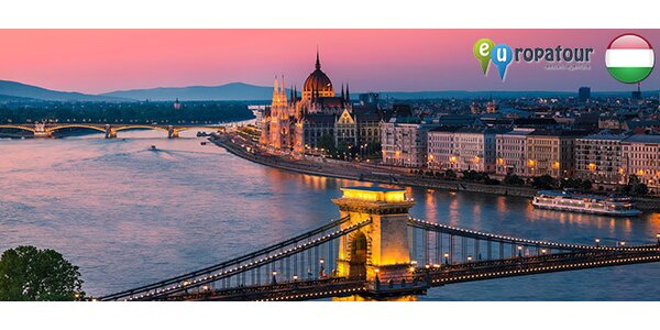 Jednodenní poznávací výlet za krásami Budapešti