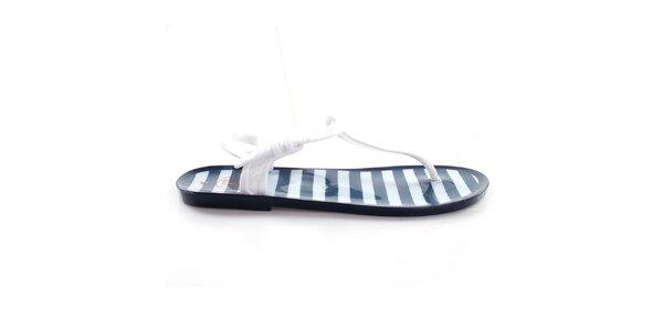 Dámské pruhované sandálky So Real