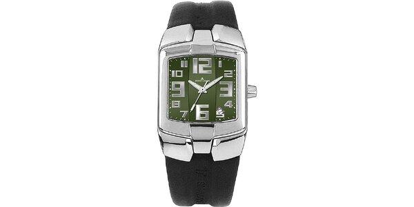 Pánské hodinky se zeleným ciferníkem Jacques Lemans