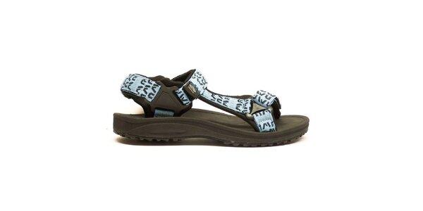 Dámské sportovní sandály modré Numero Uno