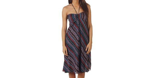 Dámské šaty v barevných odstínech Ada Gatti