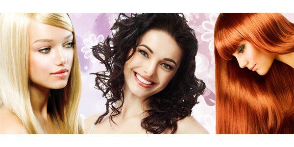 Kompletní profesionální servis pro vaše vlasy s kosmetikou L'Oreál