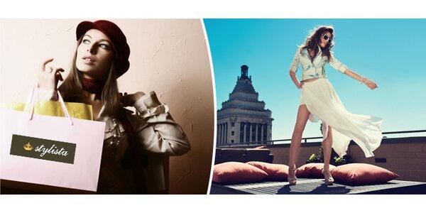 Konzultace image a stylu se známou módní stylistkou