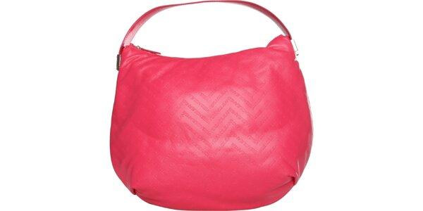 Dámská korálově růžová kabelka Versace Jeans