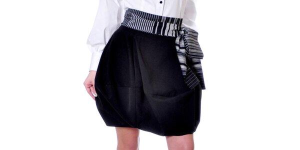 Dámská černá sukně Daka