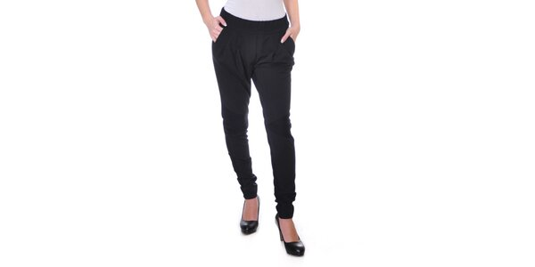 Dámské černé kalhoty Daka