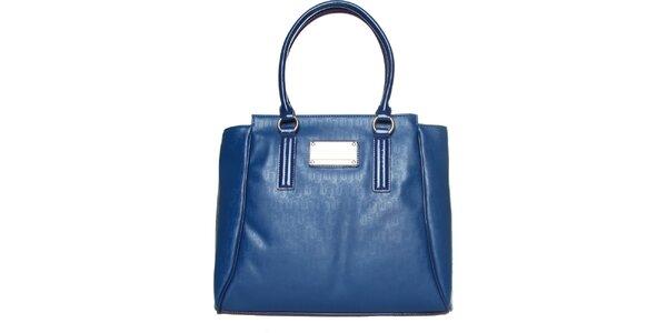Dámská zářivě modrá kabelka Versace Jeans