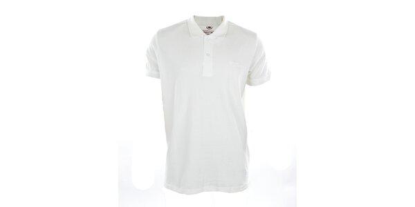 Pánské bílé polo tričko Timeout