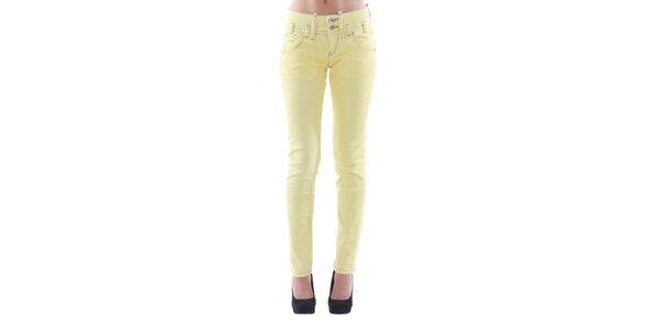 Dámské žluté džíny Fornarina