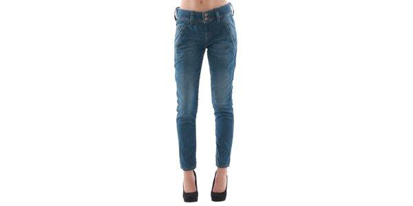 Dámské modré džíny Fornarina