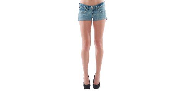 Dámské džínové mini-šortky Fornarina
