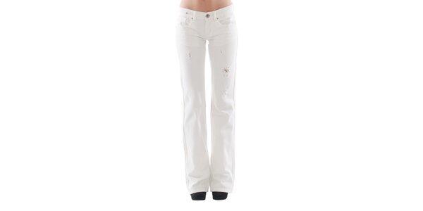 Dámské bílé džíny Fornarina