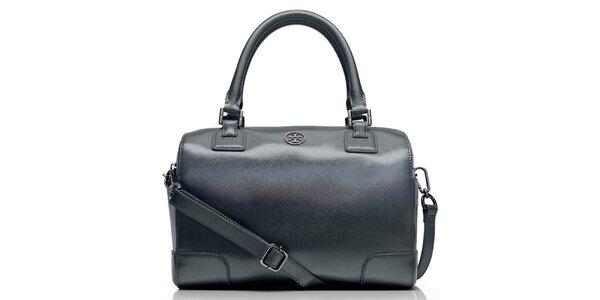 Dámská kožená kabelka s popruhem Tory Burch