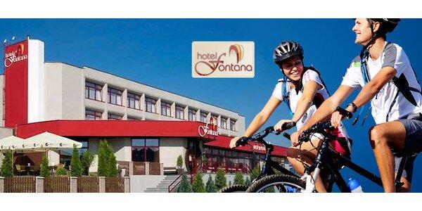 Zážitky v Přelouči i v okolí hotelu Fontána