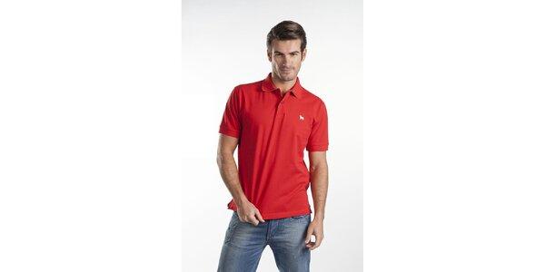Rudé polo tričko Toro
