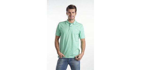 Světle zelené polo tričko Toro