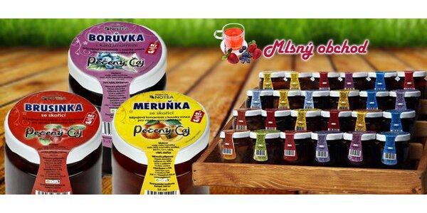 Pečené ovocné čaje podle staročeské receptury