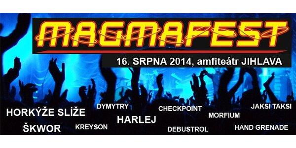 MAGMAFEST - festival pravé rockové klasiky