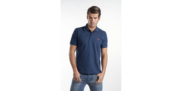 Tmavě modré polo tričko Toro