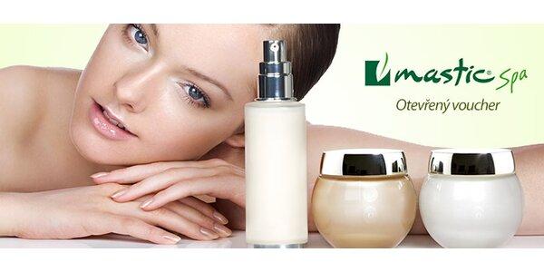 Přírodní kosmetika Mastic Spa s mastichou dle vašeho výběru