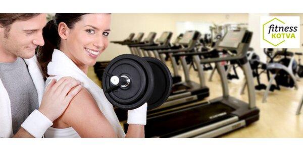 Celoroční permanentka do Fitnesskotva