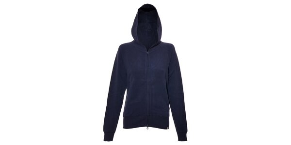 Dámská mikina YU Feelwear v námořnicky modré barvě