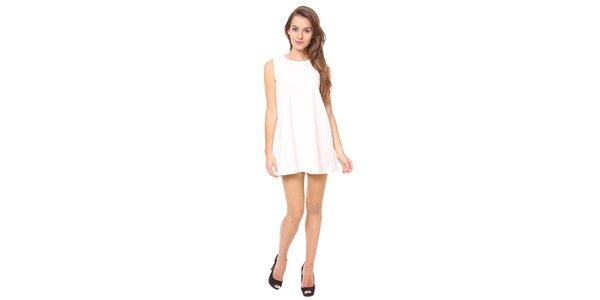 Dámské krémové mini šaty Moda Prym