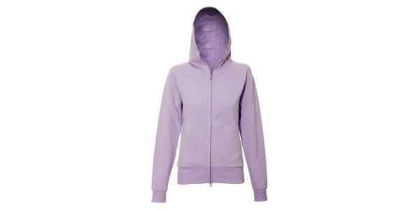 Dámská mikina YU Feelwear v barvě lila