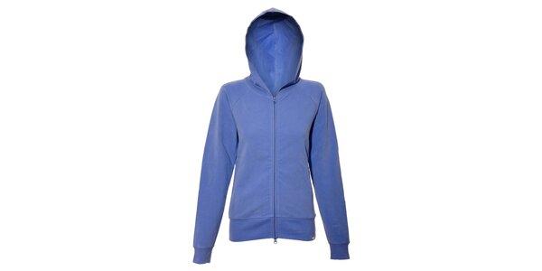 Dámská mikina YU Feelwear v modré barvě