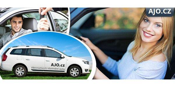 Carsharing - jezděte kdykoliv, levně a bez starostí