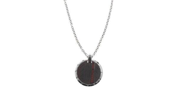 Pánský náhrdelník s logem Cerruti 1881